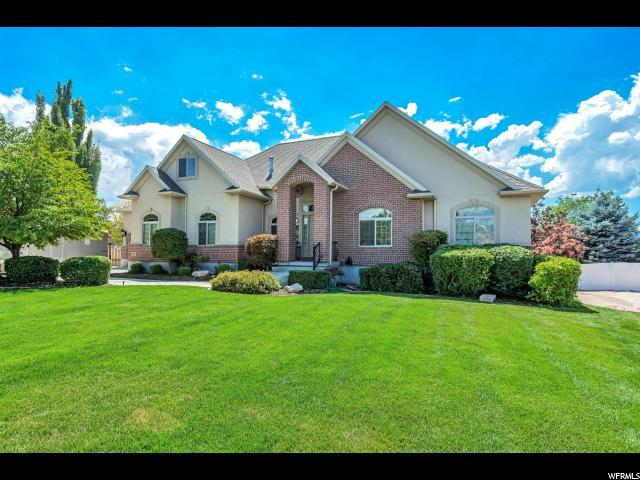 10656 S Jacob Astor Way W, South Jordan, UT 84095 (#1539990) :: Colemere Realty Associates