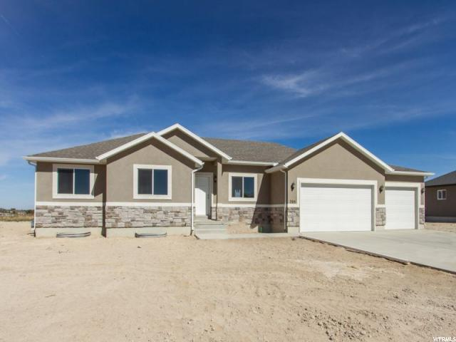 705 E Welles Cannon Rd S #808, Grantsville, UT 84029 (#1540834) :: Red Sign Team