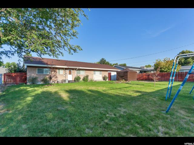 3696 S 4565 W, West Valley City, UT 84120 (#1542747) :: Exit Realty Success