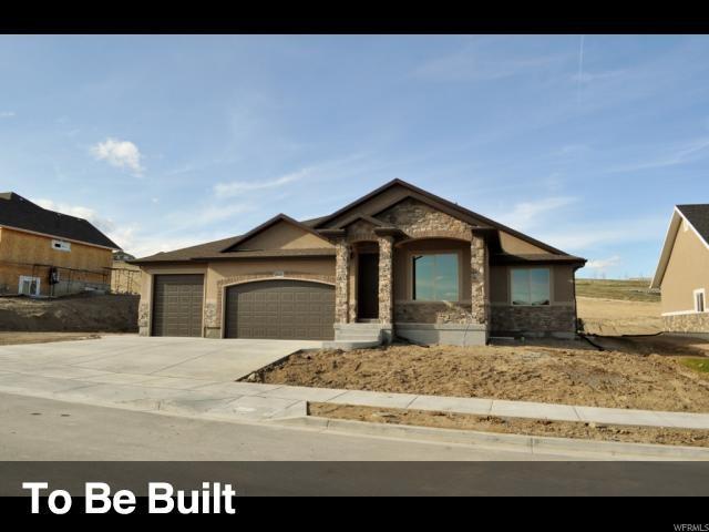 10958 S Lees Dream Dr, South Jordan, UT 84095 (#1545392) :: Bustos Real Estate | Keller Williams Utah Realtors