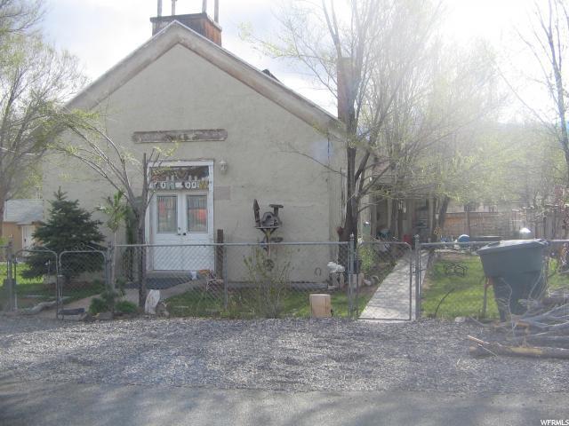 160 N 100 W, Marysvale, UT 84750 (MLS #1545848) :: Lawson Real Estate Team - Engel & Völkers