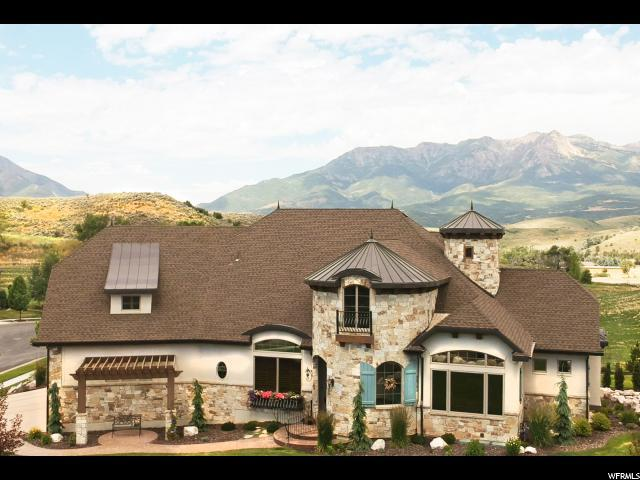 3586 W Sunset Cir, Mountain Green, UT 84050 (#1547076) :: Big Key Real Estate