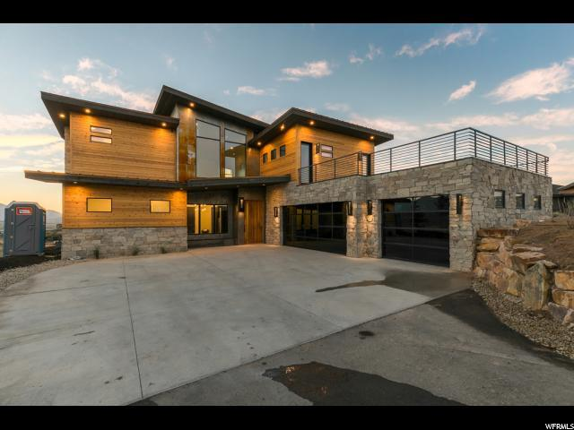 6321 Dakota  Trail #51, Park City, UT 84098 (#1549450) :: The Muve Group
