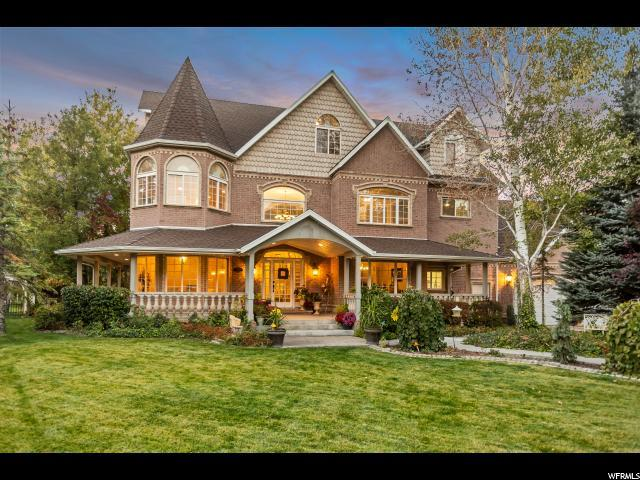 10411 N Oak Cir, Highland, UT 84003 (#1550122) :: Big Key Real Estate