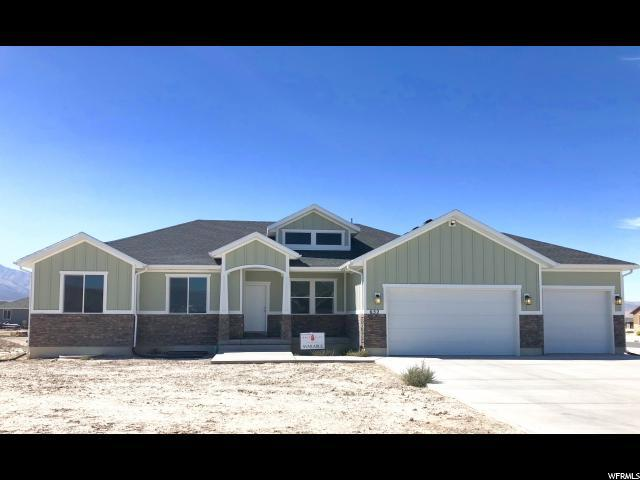 652 S Wild Horse Ct #728, Grantsville, UT 84029 (#1550235) :: Red Sign Team