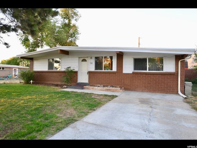 722 E 1050 N, Ogden, UT 84404 (#1551588) :: Bustos Real Estate | Keller Williams Utah Realtors