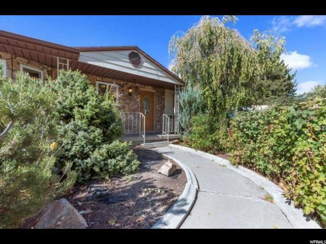 2862 E Pamela Dr, Cottonwood Heights, UT 84121 (#1552105) :: goBE Realty