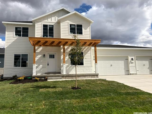 877 S 550 E, Heber City, UT 84032 (#1552349) :: The Fields Team