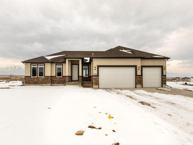 634 S Hackamore Rd #801, Grantsville, UT 84029 (#1552583) :: Red Sign Team