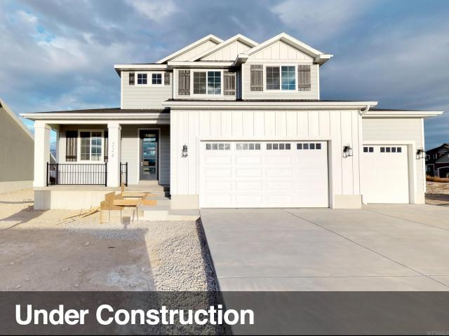 224 N 2650 W, Lehi, UT 84043 (#1552837) :: Exit Realty Success
