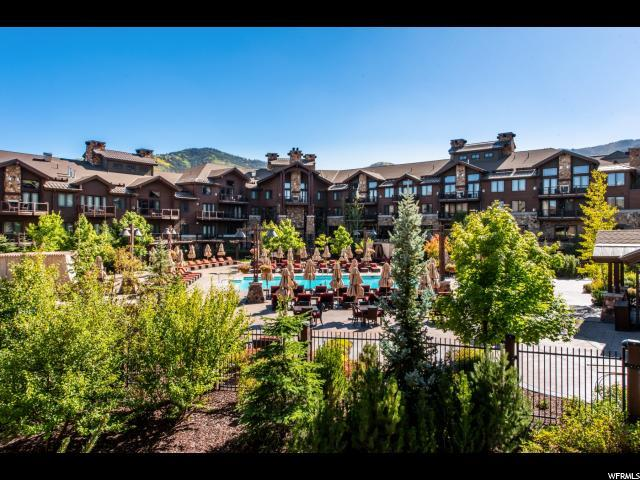 2100 Frostwood Blvd #5177, Park City, UT 84098 (#1553284) :: Powerhouse Team | Premier Real Estate