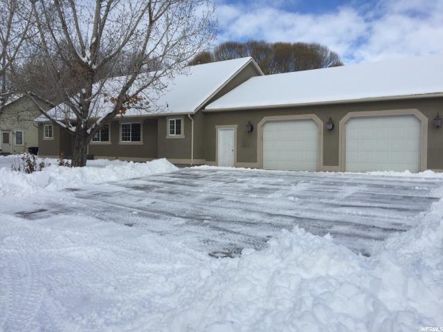 601 E 1440 S, Vernal, UT 84078 (#1553843) :: Bustos Real Estate | Keller Williams Utah Realtors