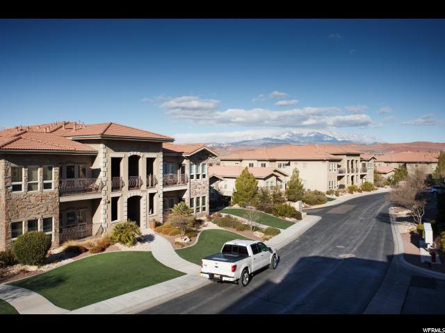 280 S Luce Del Sol Dr. #514, St. George, UT 84770 (#1553880) :: Powerhouse Team   Premier Real Estate