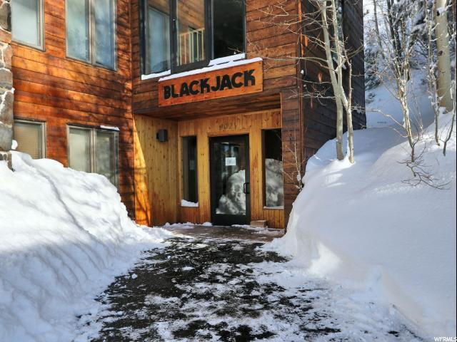 9021 S Blackjack Rd 4H, Alta, UT 84092 (MLS #1554713) :: Lawson Real Estate Team - Engel & Völkers
