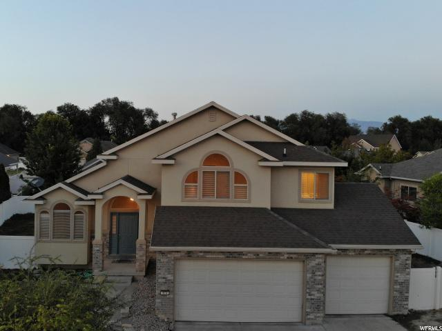 874 W Millrace Park Ct, Taylorsville, UT 84123 (#1556430) :: Bustos Real Estate | Keller Williams Utah Realtors