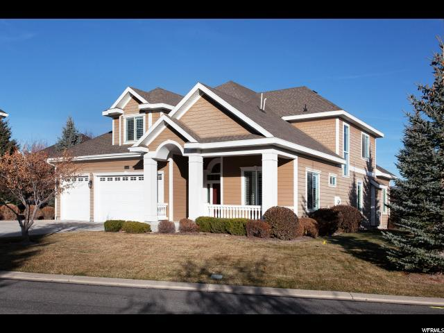 800 N Double Eagle Dr, Midway, UT 84049 (MLS #1556663) :: High Country Properties