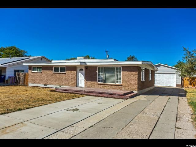 2940 W Lehi Dr S, West Valley City, UT 84119 (#1556743) :: The Fields Team
