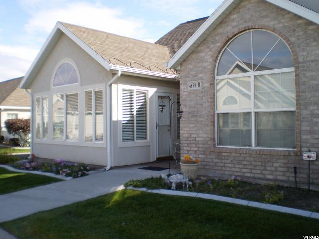 4699 W Valley Villa Dr S B, West Valley City, UT 84120 (#1556841) :: Big Key Real Estate