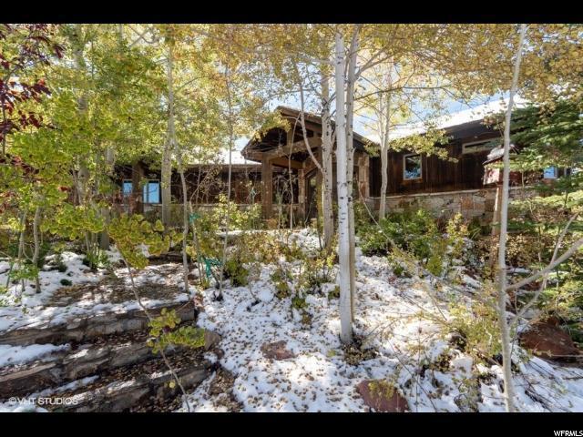 7104 Canyon Dr, Park City, UT 84098 (#1559629) :: Colemere Realty Associates