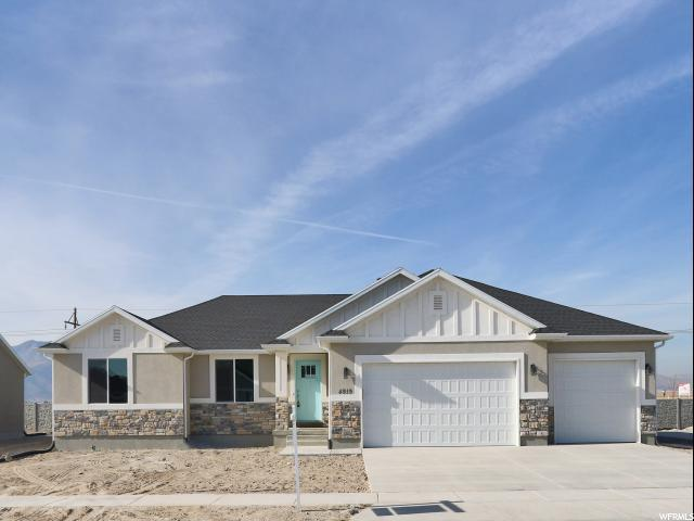 4919 N Primrose Way #5, Eagle Mountain, UT 84005 (#1559890) :: Red Sign Team