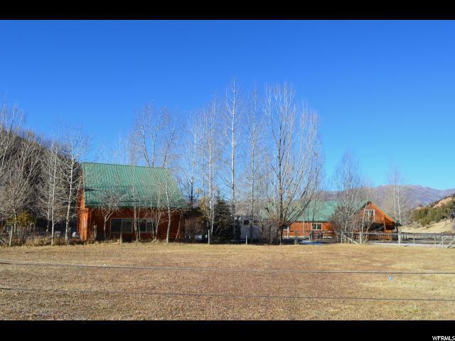 975 E Cherry Canyon Rd, Wanship, UT 84017 (MLS #1560738) :: High Country Properties