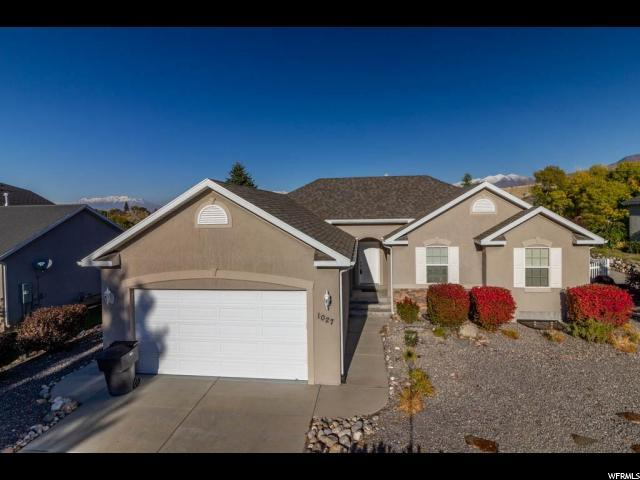 1027 S Green Ridge Ave, Payson, UT 84651 (#1561154) :: RE/MAX Equity