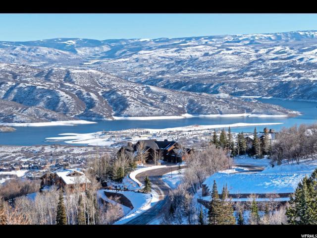 3127 W Deer Crest Estates Dr, Park City, UT 84060 (#1562441) :: Bustos Real Estate | Keller Williams Utah Realtors