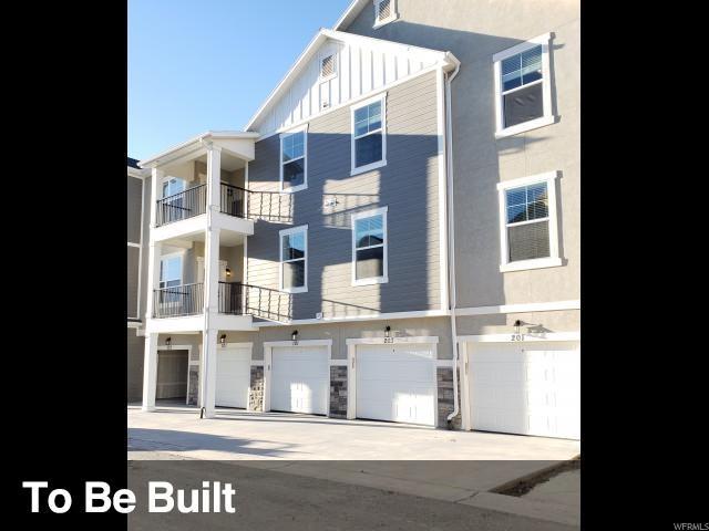 14648 S Mckellen Dr. W #303, Herriman, UT 84096 (#1562502) :: Big Key Real Estate