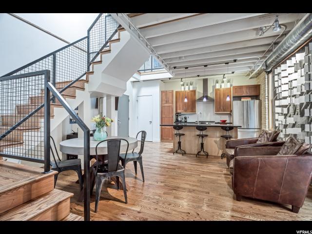 342 W 200 S #203, Salt Lake City, UT 84101 (MLS #1562542) :: Lawson Real Estate Team - Engel & Völkers