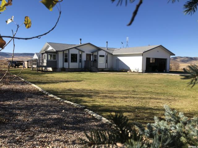 1393 Grover Narrows Rd, Grover, WY 83122 (#1562646) :: The One Group