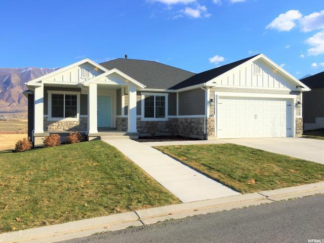 693 S Crest Dale Ln W, Santaquin, UT 84655 (MLS #1564313) :: Lawson Real Estate Team - Engel & Völkers