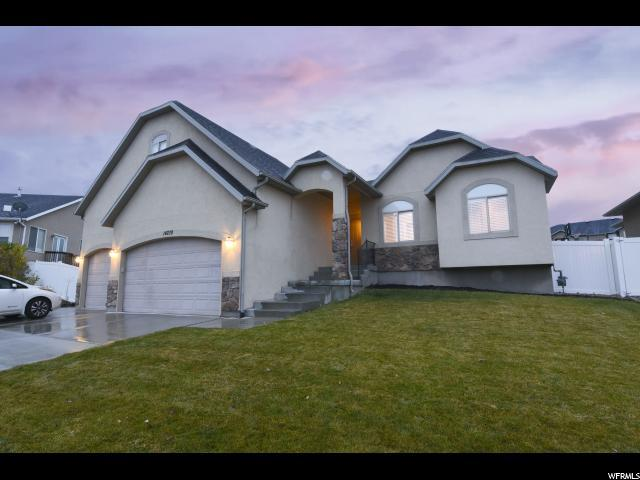14278 S Morning Light Dr W, Herriman, UT 84096 (#1565192) :: The Fields Team