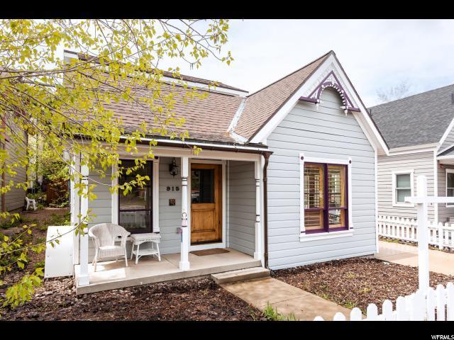 915 Park Ave, Park City, UT 84060 (#1565745) :: Colemere Realty Associates