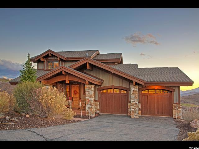 10744 N Hideout Trl #28, Keetley, UT 84032 (MLS #1566278) :: High Country Properties