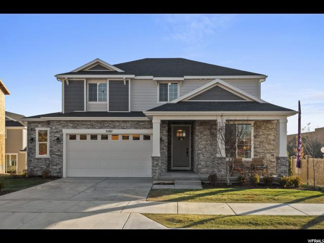 3587 W Sojo Dr #123, South Jordan, UT 84095 (#1566694) :: Bustos Real Estate | Keller Williams Utah Realtors