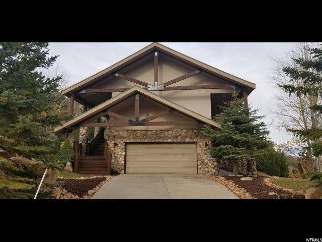 7365 Pine Ridge Dr, Park City, UT 84098 (#1567161) :: Bustos Real Estate | Keller Williams Utah Realtors