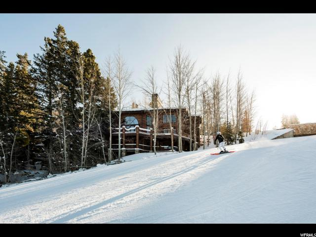 7051 Silver Lake Dr, Park City, UT 84060 (#1568131) :: The Canovo Group