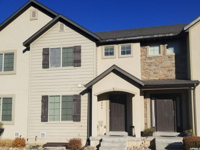 1886 E 160 S, Spanish Fork, UT 84660 (#1568211) :: Red Sign Team
