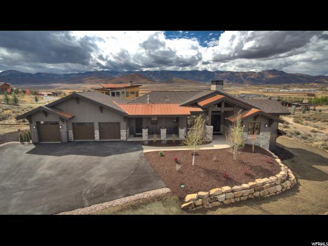 6357 Dakota Trl, Park City, UT 84098 (MLS #1568500) :: High Country Properties