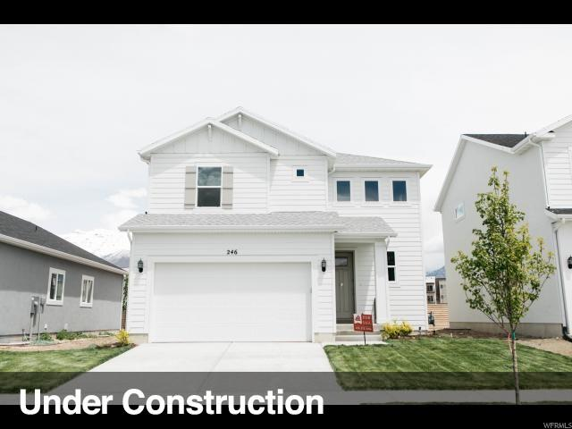 234 N 590 E 83 BP, Vineyard, UT 84059 (#1570224) :: Keller Williams Legacy