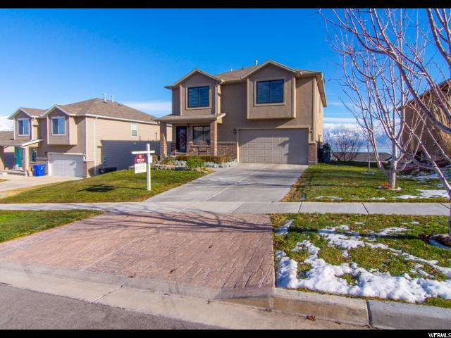 3556 S Hawk Dr W, Saratoga Springs, UT 84045 (#1572732) :: Bustos Real Estate | Keller Williams Utah Realtors