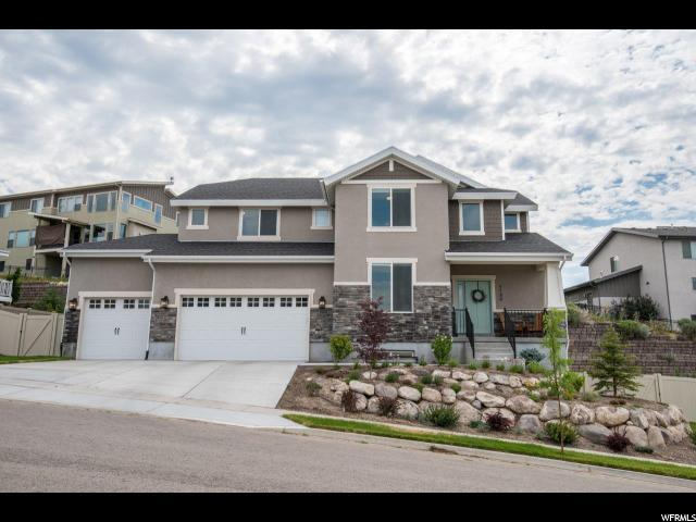 5186 N Morning Dove Cir, Lehi, UT 84043 (#1573130) :: goBE Realty