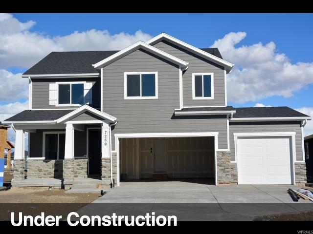 7260 N Evans Ranch Dr E, Eagle Mountain, UT 84005 (#1573955) :: Colemere Realty Associates