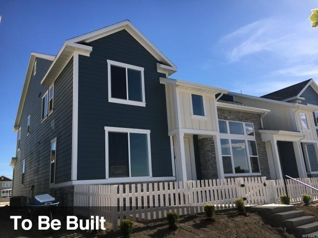 13183 S Newbridge Ln W #57, Herriman, UT 84096 (#1574650) :: Big Key Real Estate