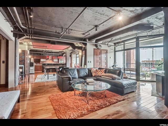 328 W 200 S #301, Salt Lake City, UT 84101 (MLS #1574894) :: Lawson Real Estate Team - Engel & Völkers