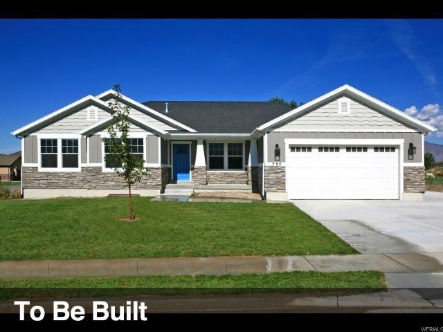 343 W Deer Creek Trl S #44, Salem, UT 84653 (#1574952) :: Big Key Real Estate