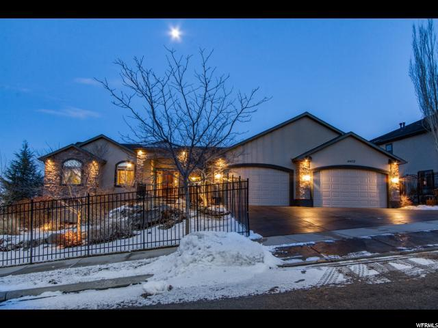 14473 S Rose Summit Dr, Herriman, UT 84096 (#1575345) :: Colemere Realty Associates