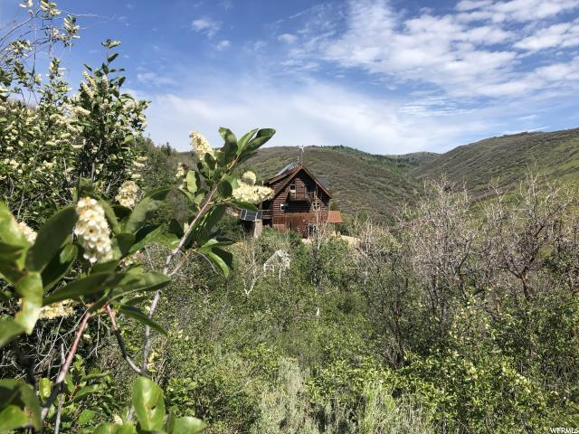 177 W Tollgate Canyon Rd, Wanship, UT 84017 (MLS #1576251) :: High Country Properties