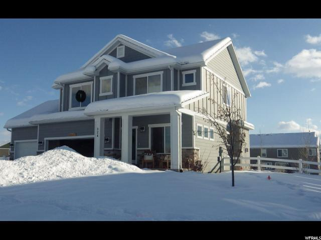 324 E 200 S #9, Midway, UT 84049 (MLS #1576585) :: High Country Properties