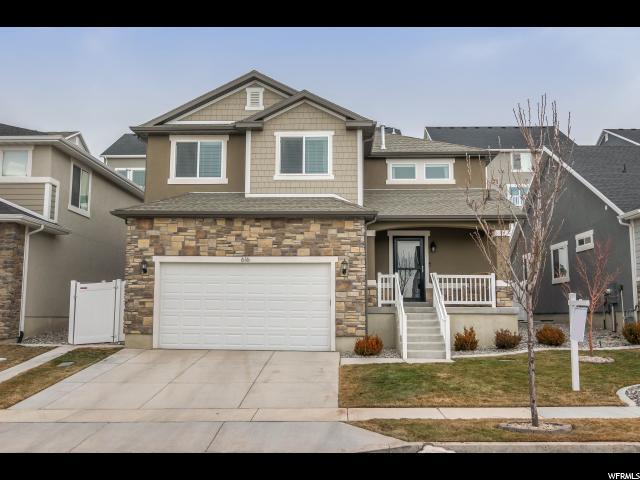616 W 4050 N, Lehi, UT 84043 (#1577069) :: Bustos Real Estate | Keller Williams Utah Realtors